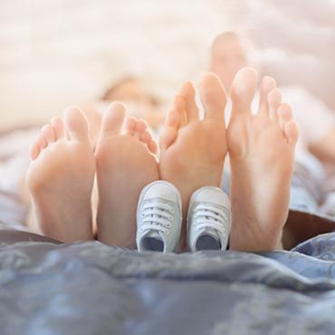รองเท้า... เรื่องเล็ก ๆ ที่คุณแม่ตั้งครรภ์มองข้าม