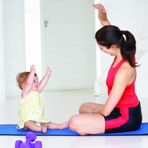 ออกกำลังกายอย่างไรสำหรับแม่มือใหม่ (1-3 เดือน) หลังคลอด