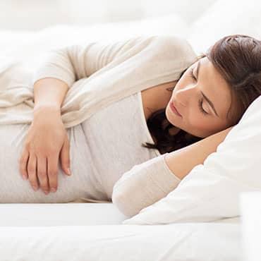 ปัญหาการนอนของแม่ตั้งครรภ์ เรื่องสำคัญไม่ควรนอนใจ