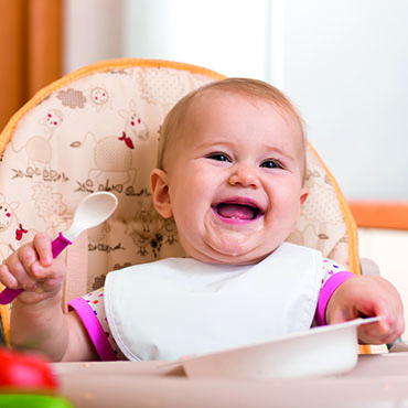 เคล็ดลับวิธีการสร้างนิสัยการกินที่ดีให้ลูกน้อย