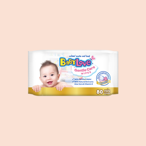BabyLove Gentle Care Wipes