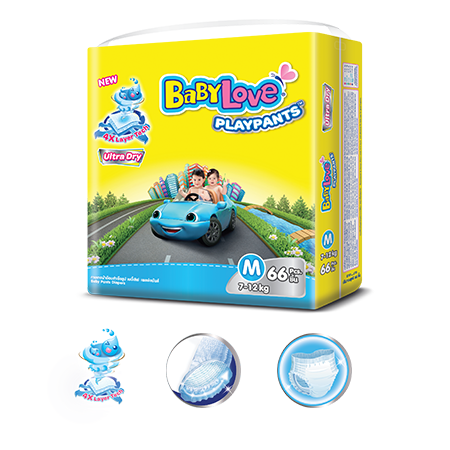 BabyLove Play Pants